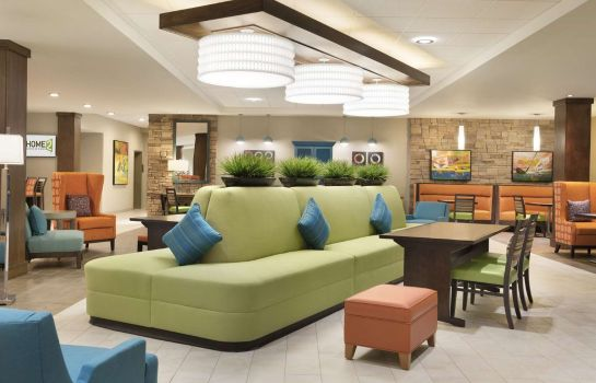 Hotelhalle Home2 Suites by Hilton Grovetown Augusta Area