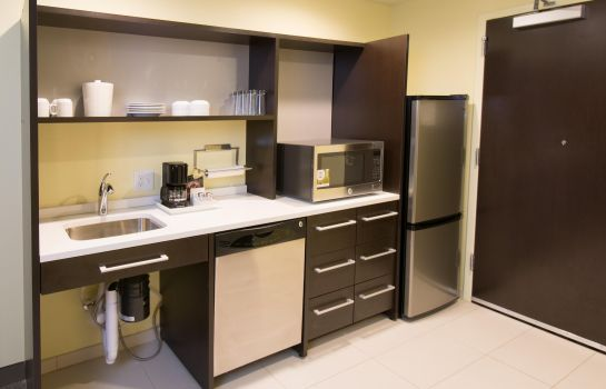 Hotel-Bar Home2 Suites by Hilton Atlanta Newnan