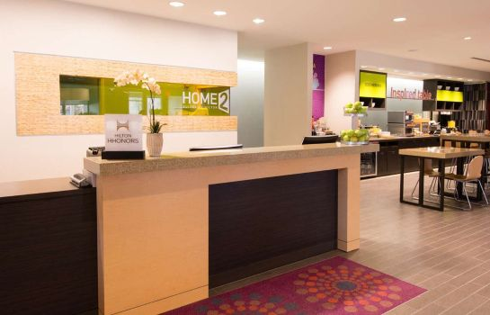 Hotelhalle Home2 Suites by Hilton Atlanta Newnan