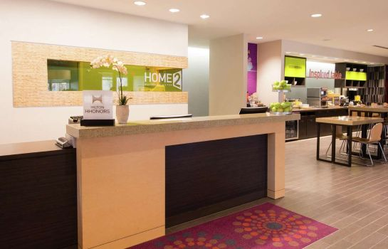 Hol hotelowy Home2 Suites by Hilton Atlanta Newnan