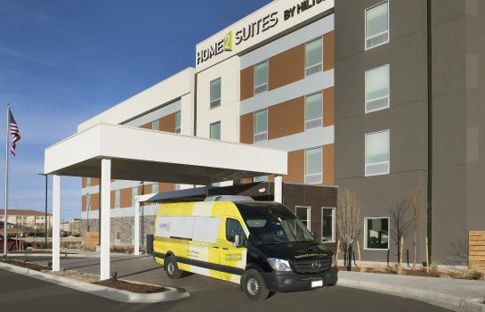 Info Home2 Suites by Hilton Denver International Airport