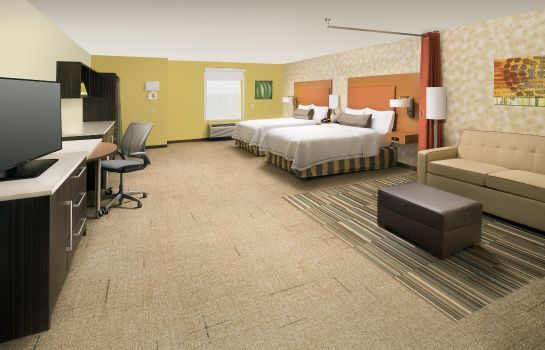 Zimmer Home2 Suites by Hilton Denver International Airport