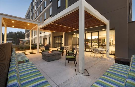 Vista esterna Home2 Suites By Hilton Hasbrouck Heights