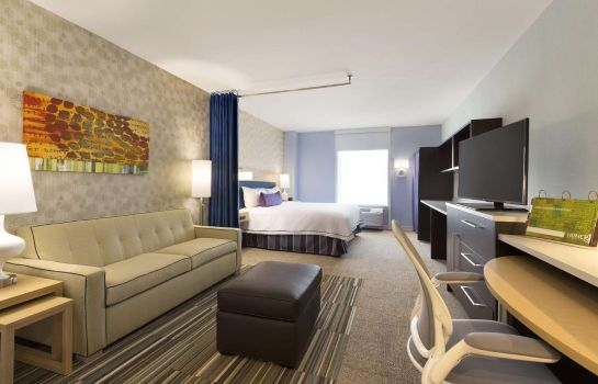 Zimmer Home2 Suites by Hilton Hasbrouck Height