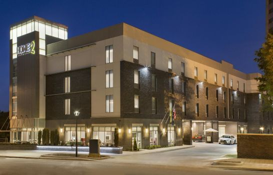Buitenaanzicht Home2 Suites by Hilton Greenville Downtown