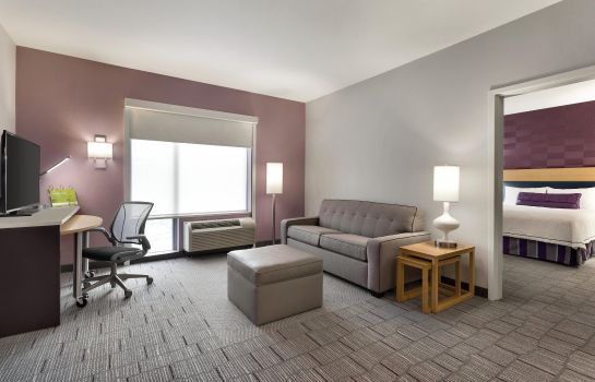 Suite Home2 Suites by Hilton Greenville Downtown