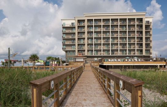 Exterior view Hampton Inn & Suites by Hilton Carolina Beach Oceanfront Hampton Inn & Suites by Hilton Carolina Beach Oceanfront