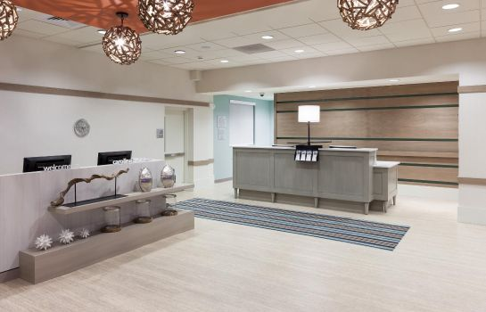 Hol hotelowy Hampton Inn - Suites by Hilton Carolina Beach Oceanfront