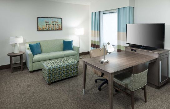 Suite Hampton Inn - Suites by Hilton Carolina Beach Oceanfront