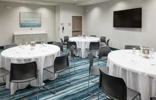 Conference room Hampton Inn - Suites by Hilton Carolina Beach Oceanfront