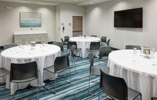 Conference room Hampton Inn & Suites by Hilton Carolina Beach Oceanfront Hampton Inn & Suites by Hilton Carolina Beach Oceanfront