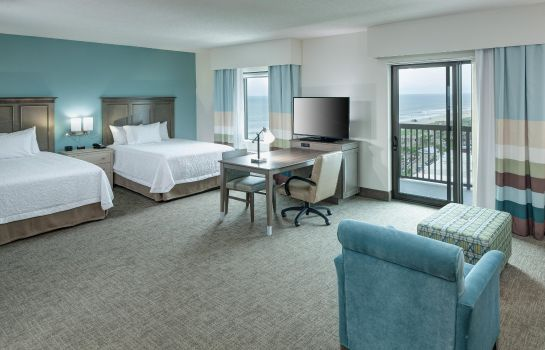 Room Hampton Inn - Suites by Hilton Carolina Beach Oceanfront