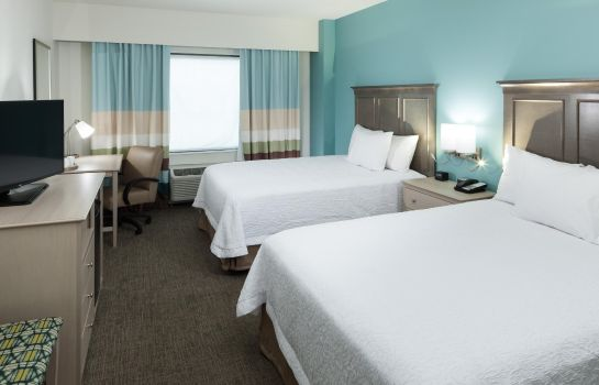 Chambre Hampton Inn - Suites by Hilton Carolina Beach Oceanfront