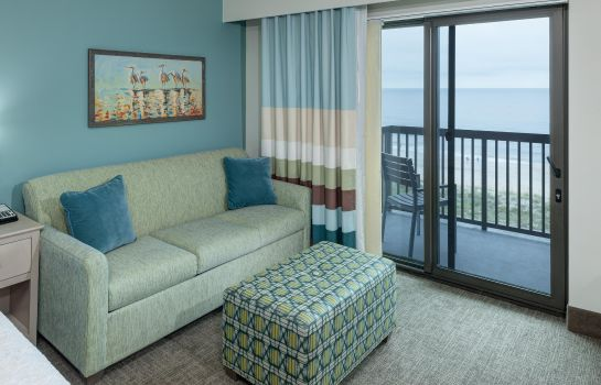 Pokój Hampton Inn - Suites by Hilton Carolina Beach Oceanfront