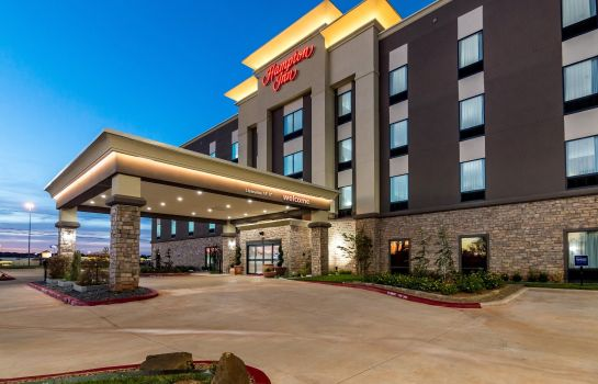 Vista exterior Hampton Inn Oklahoma City  Northeast OK