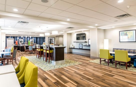 Restaurante Hampton Inn Oklahoma City  Northeast OK