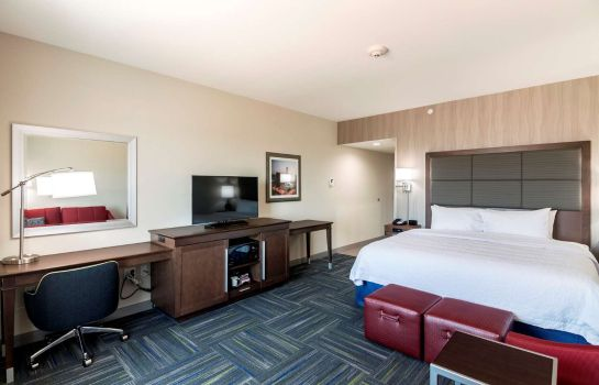 Habitación Hampton Inn Oklahoma City  Northeast OK