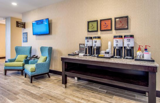 Hall Hampton Inn and Suites Clearwater Fl