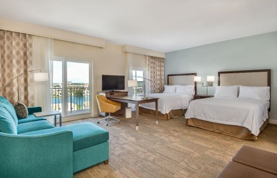 Suite HMPTN Ste Clearwater Beach