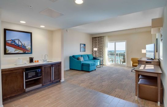 Chambre Hampton Inn and Suites Clearwater Fl