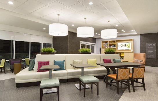 Hol hotelowy Home2 Suites by Hilton Houston Stafford