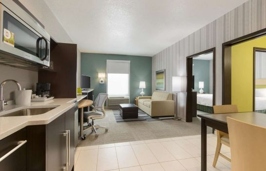 Pokój Home2 Suites by Hilton Houston Stafford