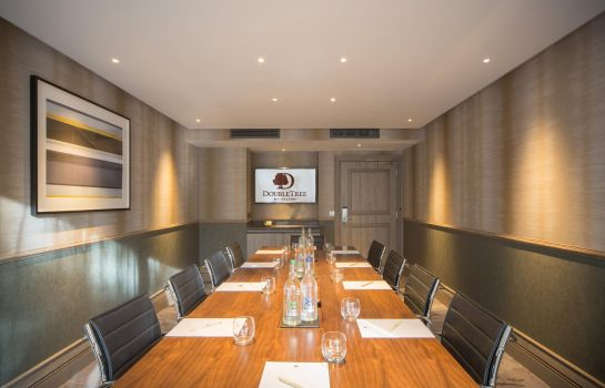 Sala de reuniones DoubleTree by Hilton London Kingston Upon Thames