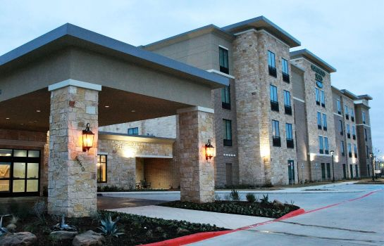 Vista esterna Homewood Suites by Hilton Dallas Arlington South