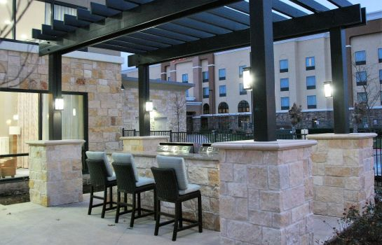 Vista exterior Homewood Suites by Hilton Dallas-Arlington South