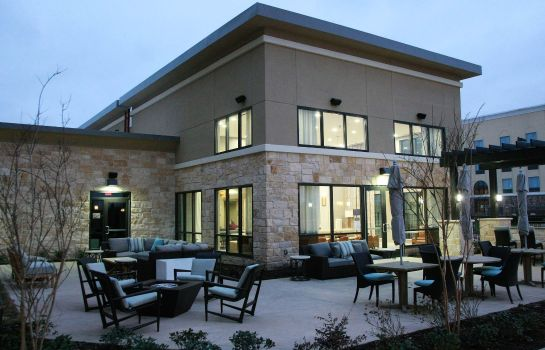 Vista exterior Homewood Suites by Hilton Dallas Arlington South