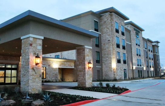 Exterior view Homewood Suites by Hilton Dallas-Arlington South