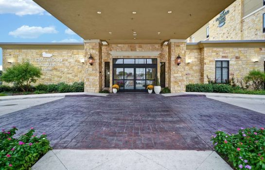 Exterior view Homewood Suites by Hilton Arlington Homewood Suites by Hilton Arlington