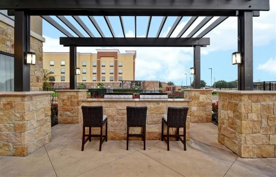 Vista exterior Homewood Suites by Hilton Dallas/Arling