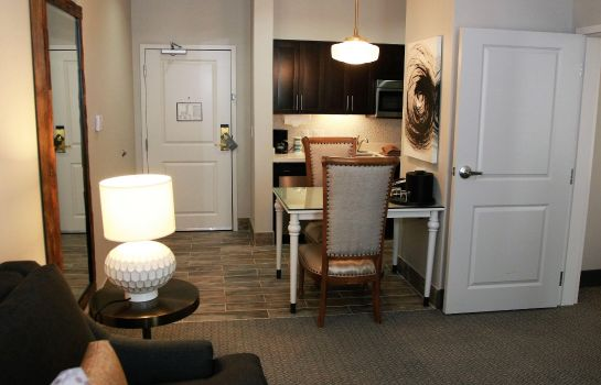 Bar del hotel Homewood Suites by Hilton Dallas-Arlington South