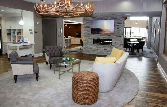 Hotelhalle Homewood Suites by Hilton Dallas-Arlington South