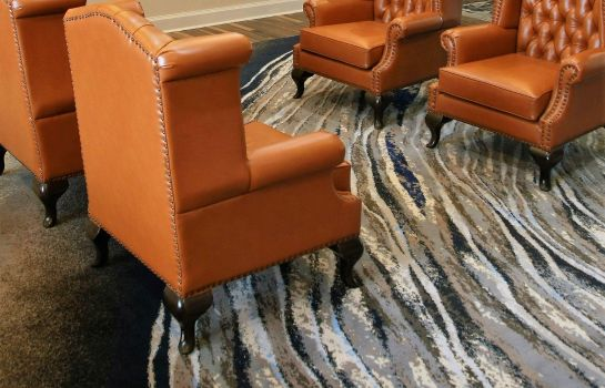Vestíbulo del hotel Homewood Suites by Hilton Dallas Arlington South