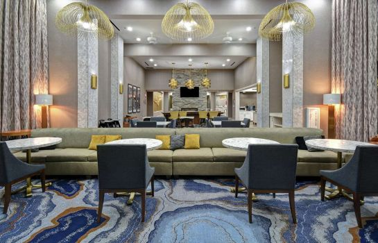 Lobby Homewood Suites by Hilton Arlington Homewood Suites by Hilton Arlington