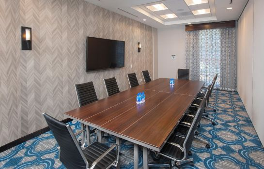 Conference room Hilton Garden Inn Burbank Downtown CA