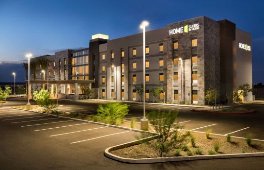 Exterior view Home2 Suites by Hilton Phoenix Chandler