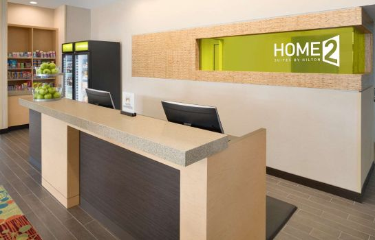 Lobby Home2 Suites by Hilton Charlotte Airport