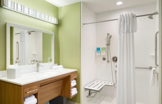 Kamers Home2 Suites by Hilton Charlotte Airport