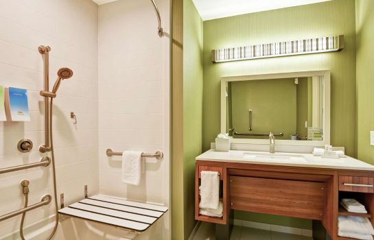 Zimmer Home2 Suites by Hilton Charlotte Airport