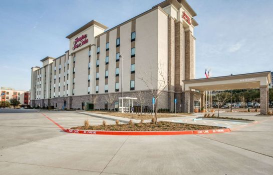 Widok zewnętrzny Hampton Inn & Suites Dallas-Central Expy/North Park Area TX