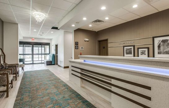Hol hotelowy Hampton Inn - Suites Dallas-Central Expy-North Park Area TX