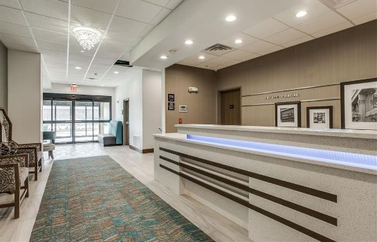 Hotelhal Hampton Inn & Suites Dallas-Central Expy/North Park Area TX