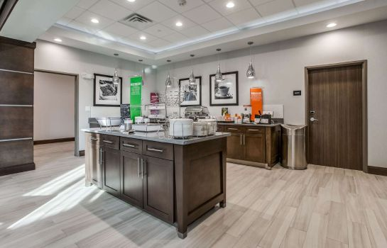 Restaurant Hampton Inn - Suites Dallas-Central Expy-North Park Area TX