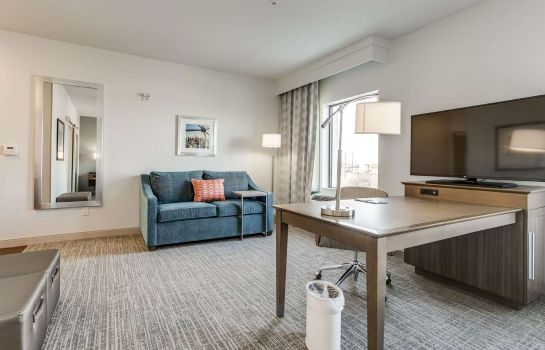 Suite Hampton Inn & Suites Dallas-Central Expy/North Park Area TX