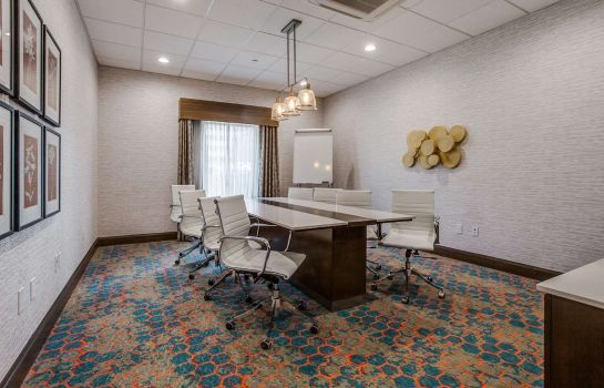 Tagungsraum Hampton Inn - Suites Dallas-Central Expy-North Park Area TX