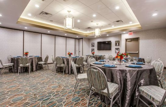 Sala konferencyjna Hampton Inn & Suites Dallas-Central Expy/North Park Area TX