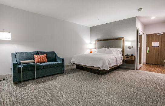 Kamers Hampton Inn - Suites Dallas-Central Expy-North Park Area TX